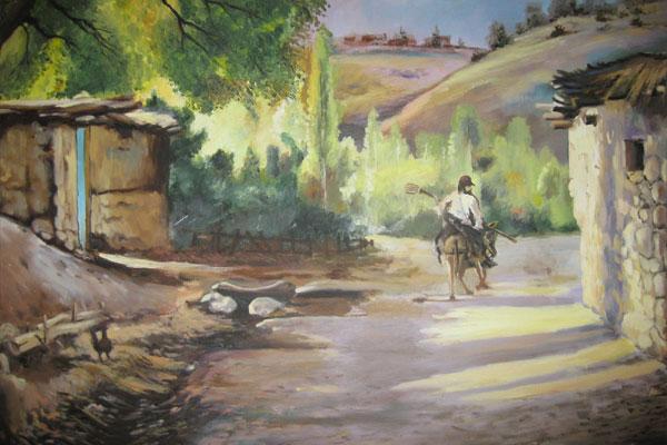 آموزش نقاشی کودکان آمل