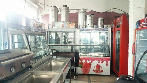 تجهیزات آشپزخانه-رستوران-فست فود-یخچال صنعتی آمل