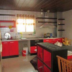 کابینت آشپزخانه در آمل