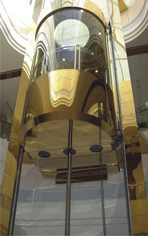 آسانسور هیدرولیک چمستان
