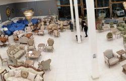 نمایشگاه مبلمان لوکس چمستان