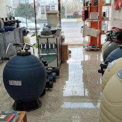 تجهیزات استخر سونا جکوزی چمستان