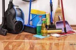 خدمات نظافت منزل چمستان