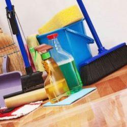 نظافت منزل چمستان