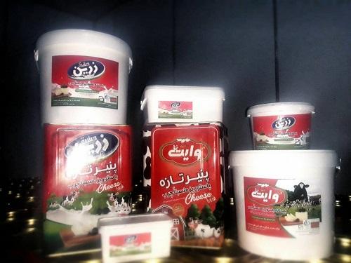 محصولات لبنی محلی چمستان