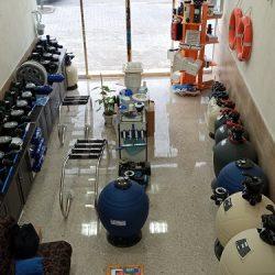 فروشگاه تجهیزات استخر سونا جکوزی محمودآباد