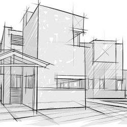 طراحی ساختمان نور