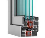 تولید پنجره ترمال بریک نور